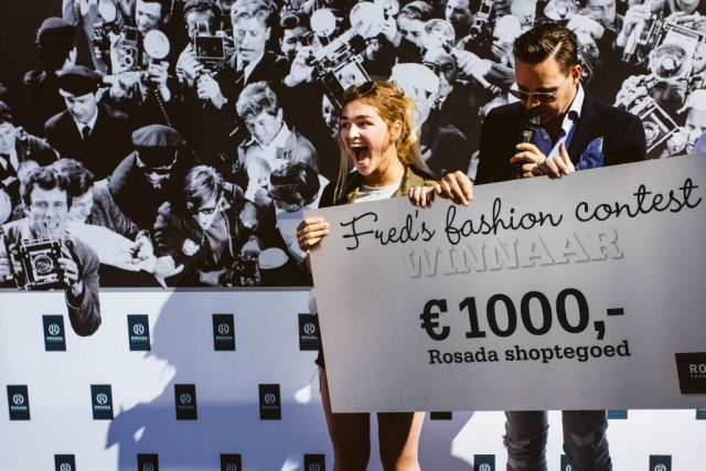 Winnaar Freds Fashion Contest-Opening Rosada-GoodGirlsCompany