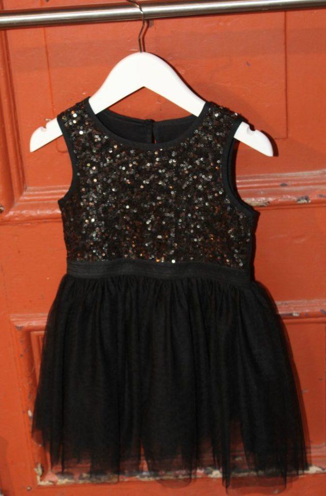 Primark kinderkleding winter 2016-GoodGirlsCompany-zwarte jurk