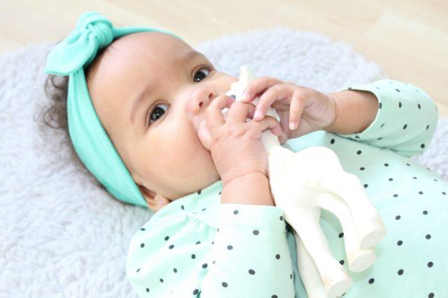 Sophie de Giraf bijring-BPA vrije bijtring-GoodGirlsCompany-veilig babyspeelgoed