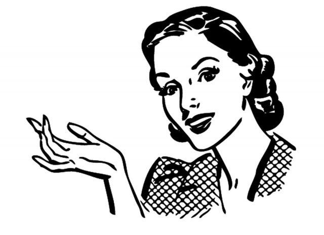 Vrouwen die niet werken zijn afhankelijk-GoodGirlsCompany