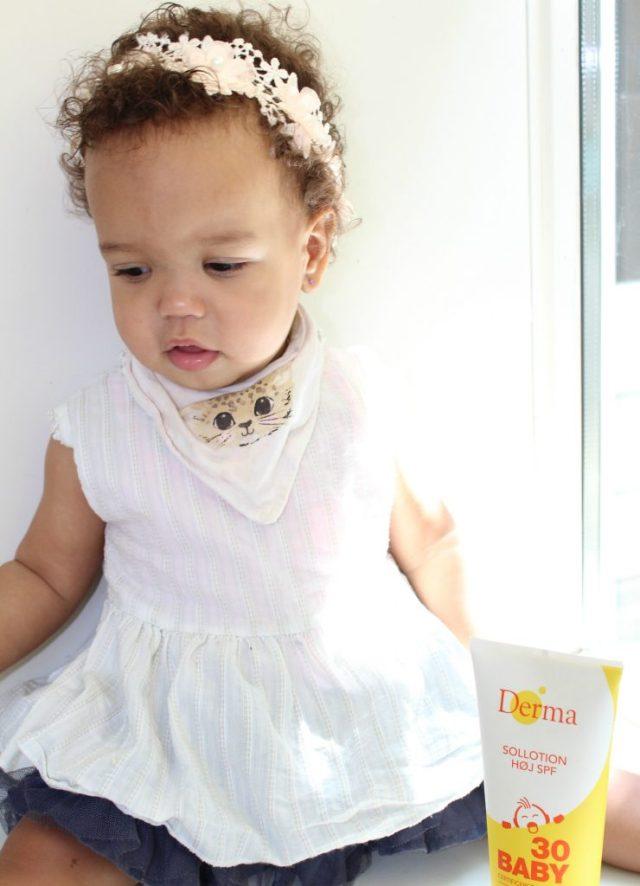 Derma Zonnebrandcrème SPF 30 Baby-GoodGirlsCompany-zonnebrand zonder rommel