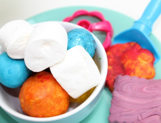 eetbare marshmallow play dough fondant- marshmallow playdough voor kids_GoodGirlsCompany_DIY