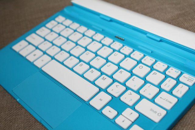 toetsenbord Kurio Smart 2-in-1 tablet laptop-GoodGirlsCompany