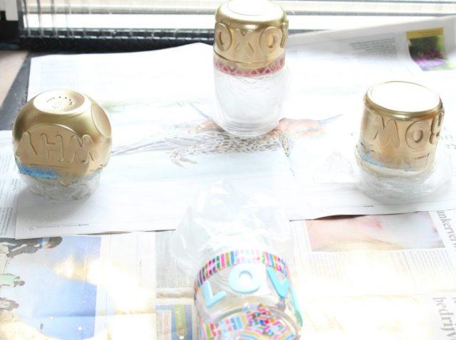 Back to school DIY gouden pennenbakjes_verfspray_GoodGirlsCompany