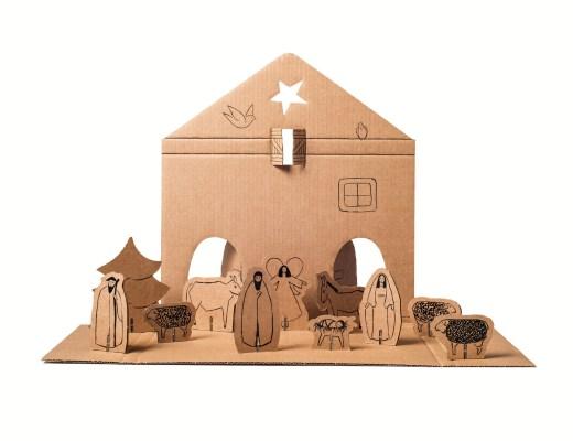 een-duurzame-kerststal-van-karton_goodgirlscompany_kerststal