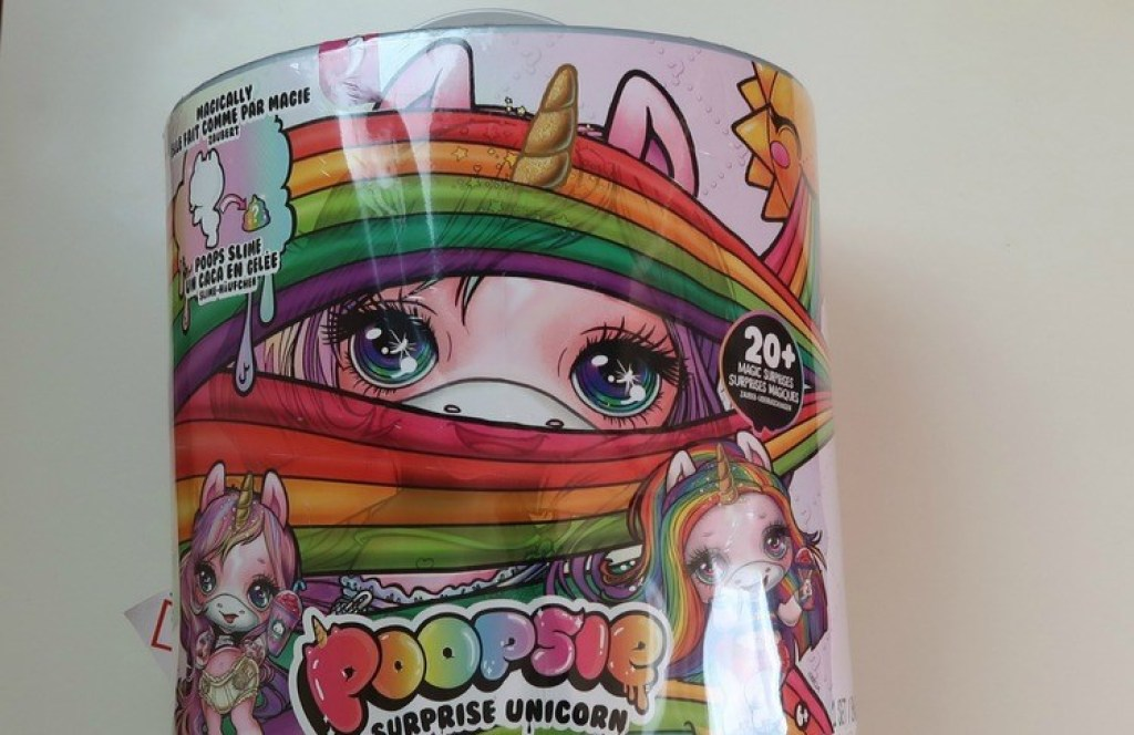 poopsie surprise unicorn winactie