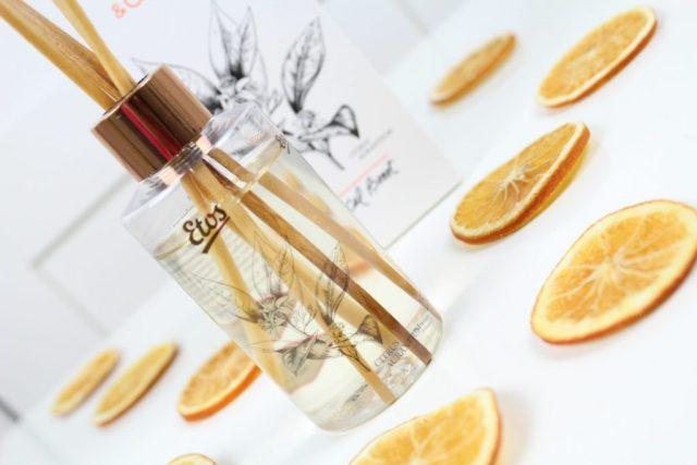 Review-Etos-Botanical-Boost-Orange Blossom & Ginger-Scented-Sticks-GoodGirlsCompany