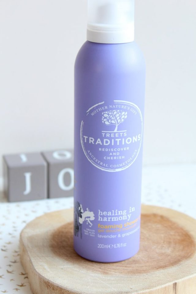 Treets-Traditions-healing-in-harmony-douche-foam-GoodGirlsCompany