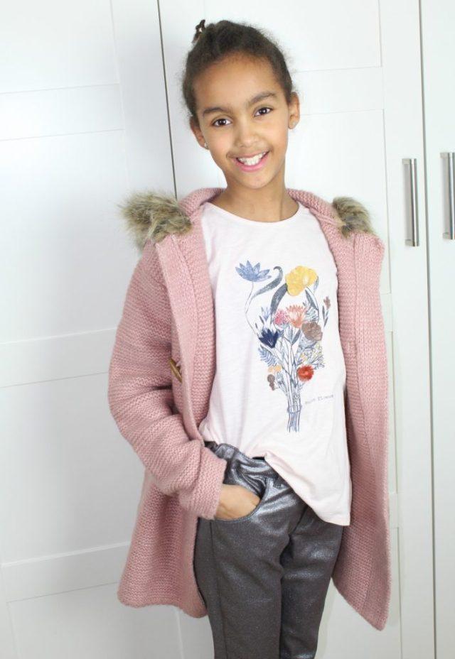 Zara-sale-glitterbroek-outfit-maat-152-GoodGirlsCompany