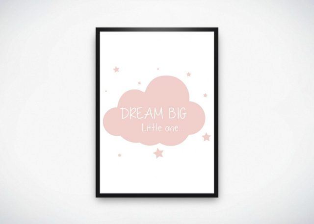 poster-dream-big-little-one-in-blush-GoodGirlscompany