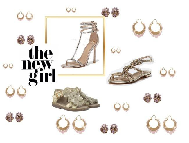 gouden-sandalen-moeder-dochter-schoenen-twinnen-schoenen-GoodGirlsCompanu