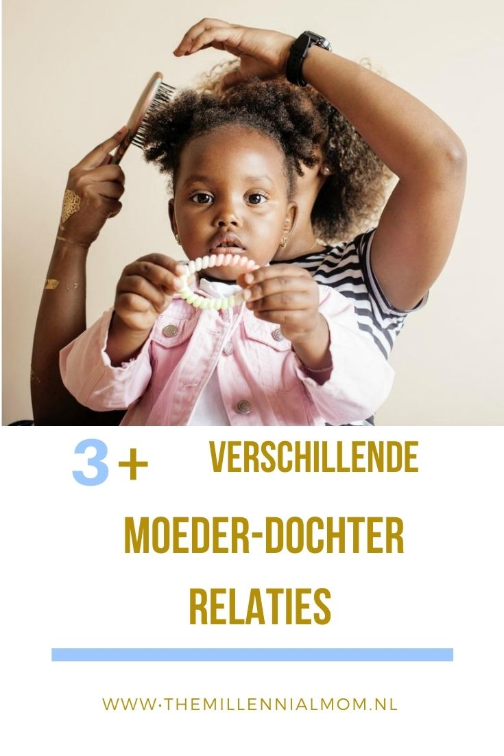 moeder dochter relaties