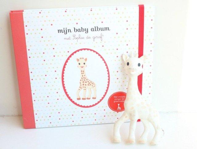 Review-Mijn-baby-album-met-Sophie-de-giraf-GoodGirlsCompany