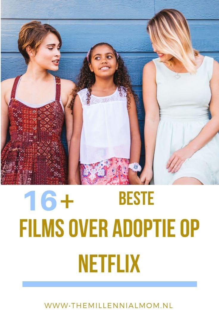 de beste films over adoptie op Netflix