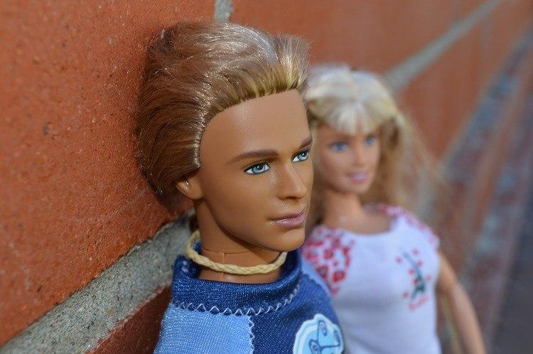 5 x realistische Ken poppen die ik in de winkel mis