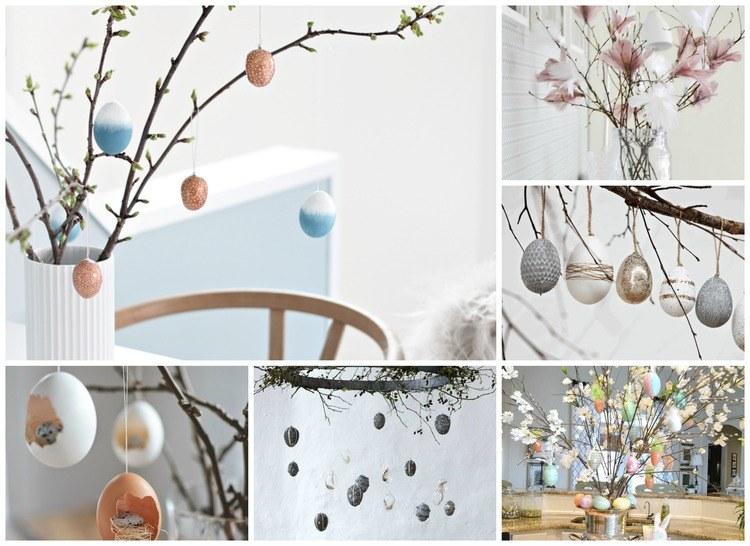 Paastakken Versieren Inspiratie En Ideeen Voor Stijlvolle Paasdecoratie
