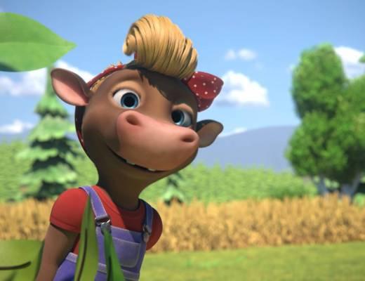 Klara en de gekke koeien GoodGirlsCompany