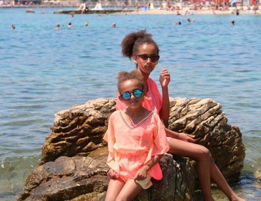 Bacvice Beach kindvriendelijk