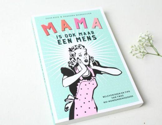 Mama Is Ook Maar Een Mens- GoodGirlsCompany