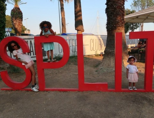 Vakantievlog Kroatië deel 1 Bacvice Beach Split