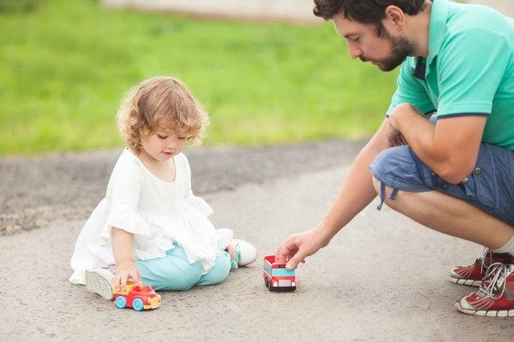 Als vader van een dochter