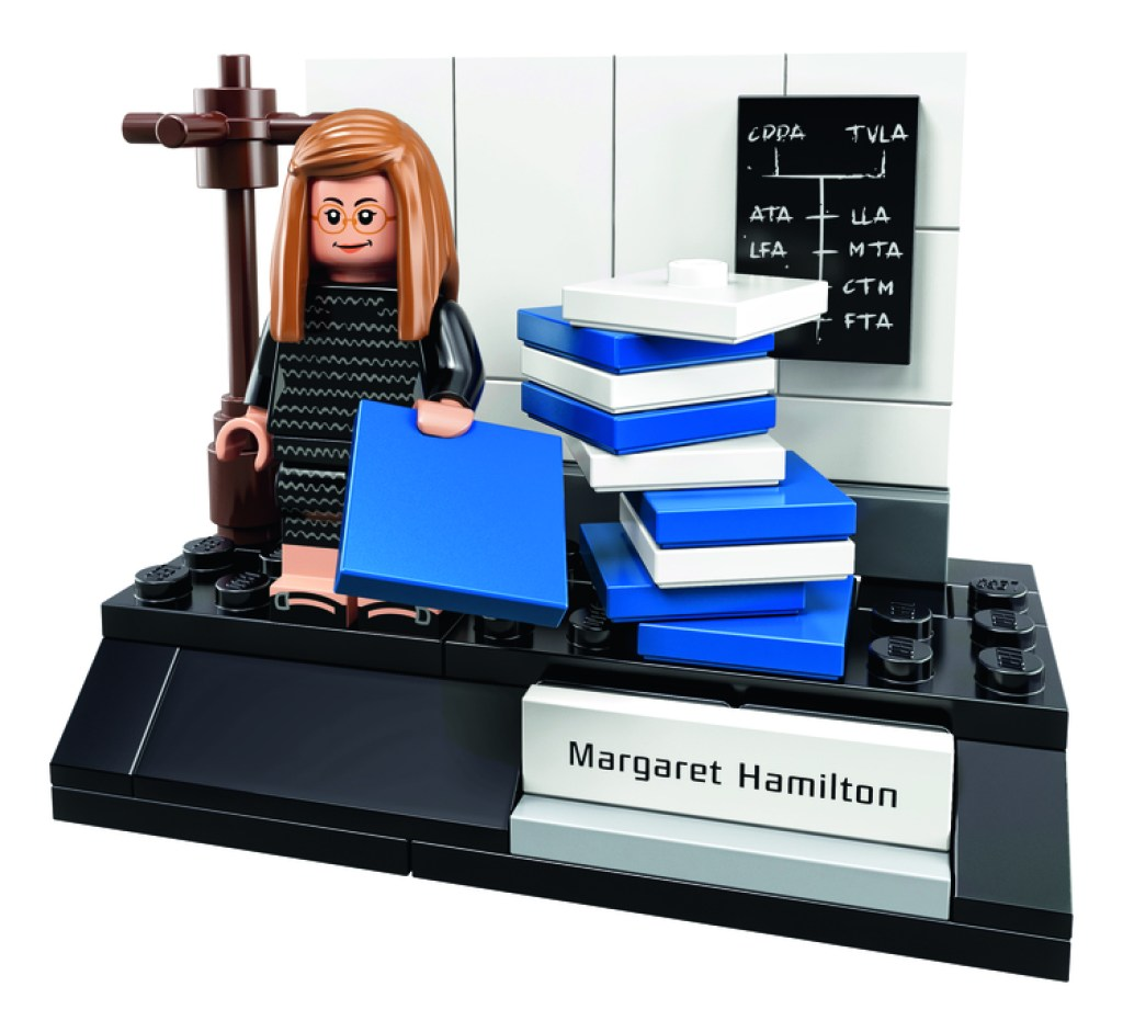 LEGO-NASA-Margret Hamilton-GoodGirlsCompany