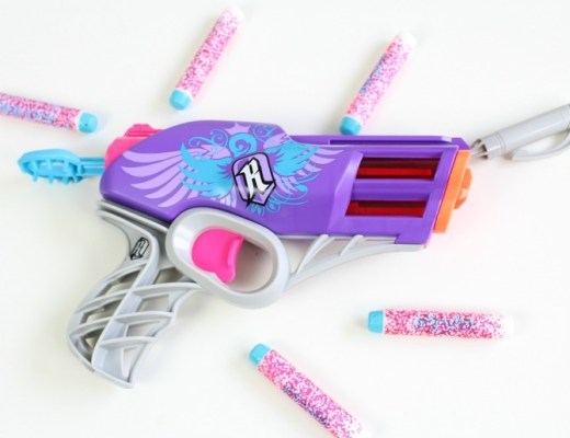NERF Rebelle Messenger- GoodGirlsCompany