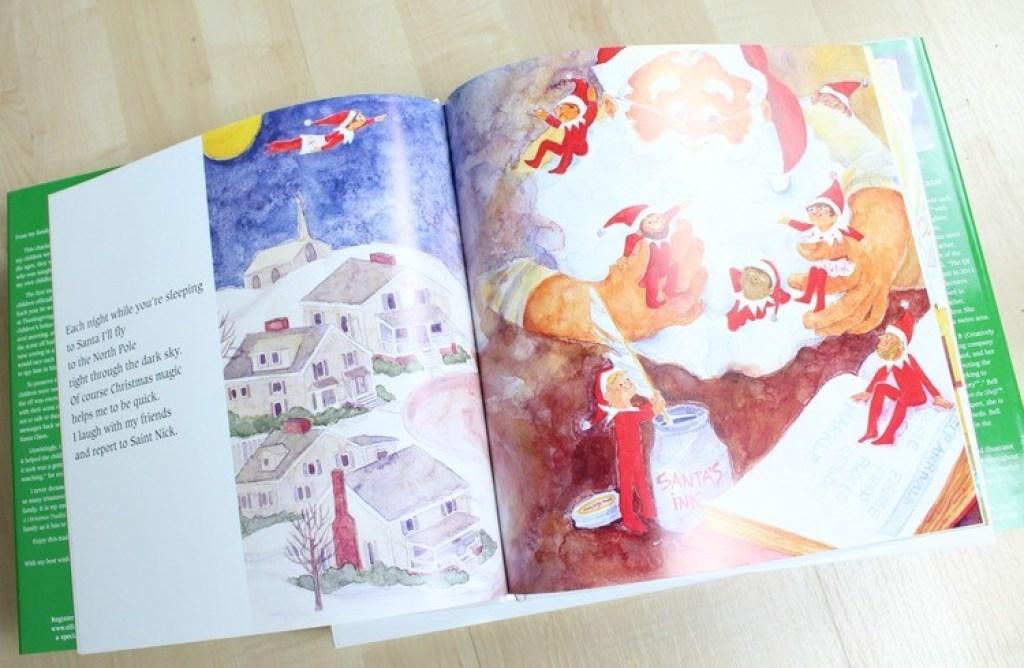 The Elf on the shelf-kersttraditie- Amerika