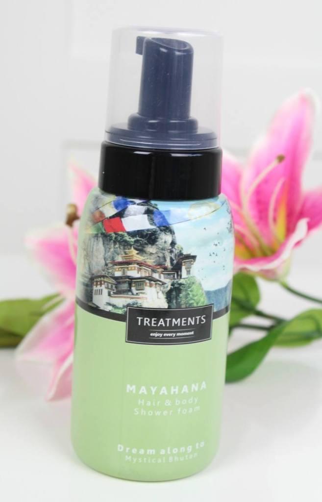 Treatments Mahayana - Bhutan-GoodGirlsCompany