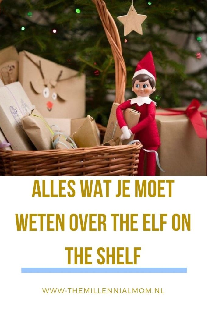 Wat is the elf on the shelf