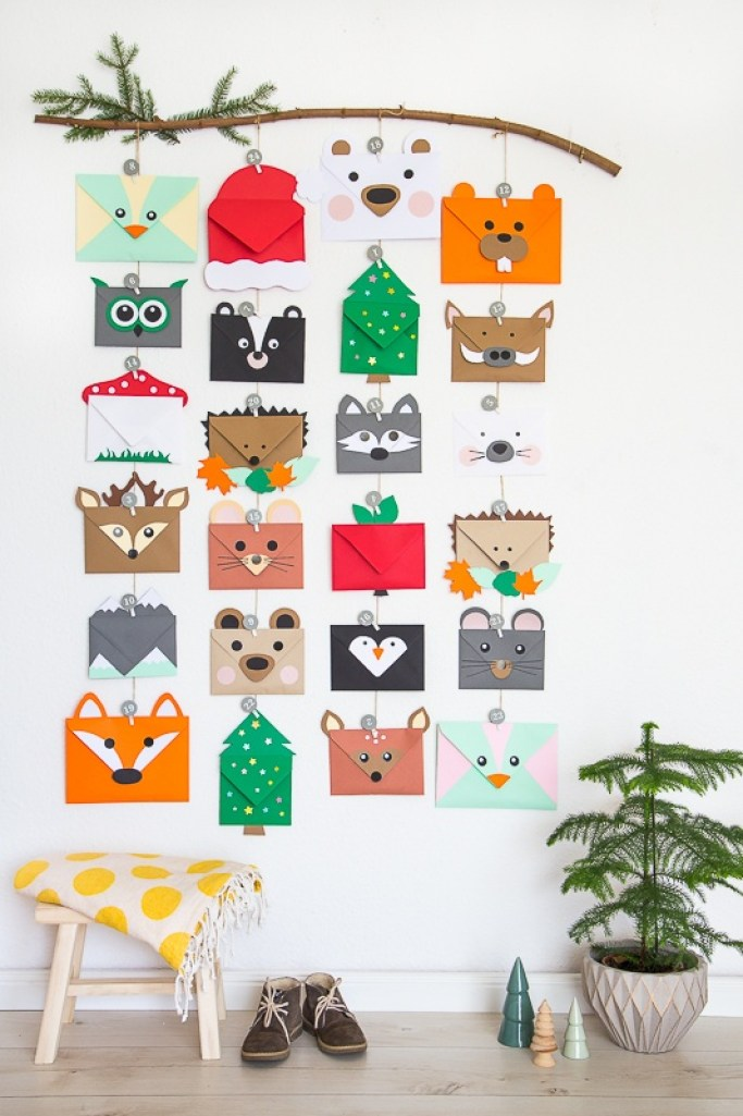 dieren adventskalender-GoodGirlsCompany