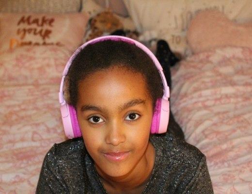 Draadloze koptelefoon voor kinderen van JBL