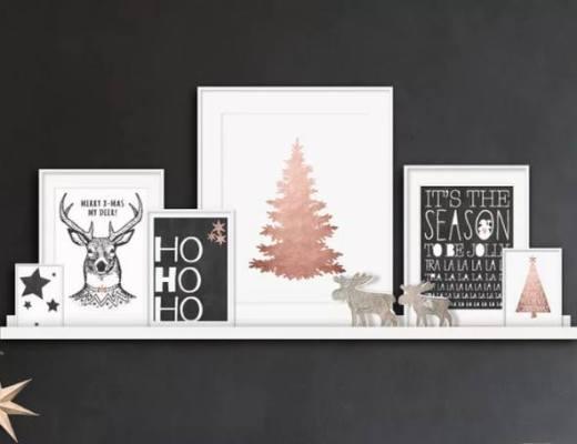 kerstposters-GoodGirlsCompany