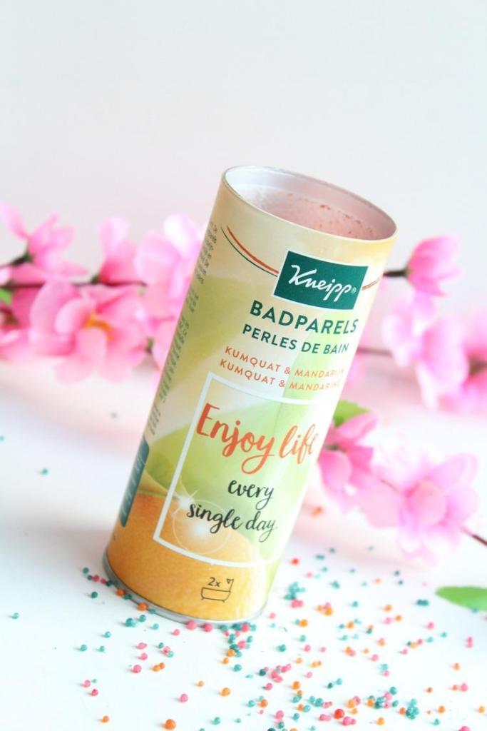 Kneipp badparels-Enjoy life-GoodGirlsCompany