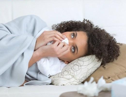 Mama is ziek en dat heeft mijn man geweten
