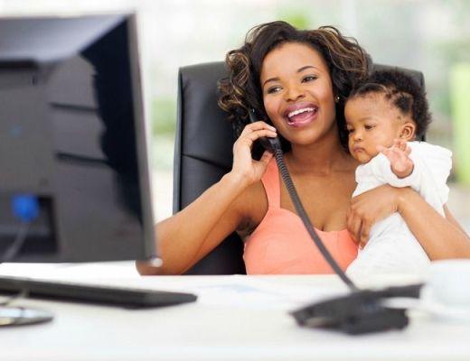 Zeuren op vrouwen die parttime werken Mensen het is 2018 hoor