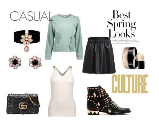 Casual kleding-Sans Online -GoodGirlsCompany