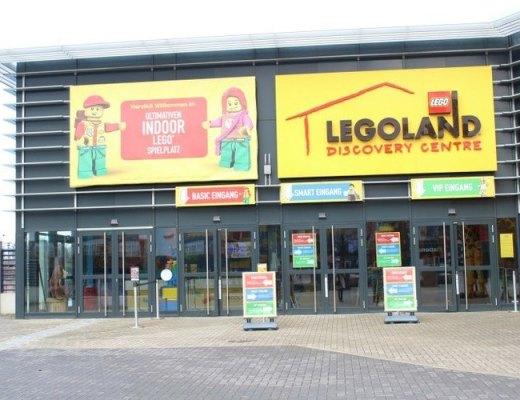 Winactie | 4 combitickets voor Legoland Discovery Centre en Sea Life