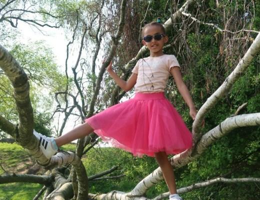 Twinnen met je dochter -The Tutu Shop