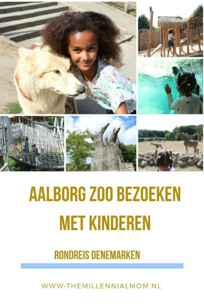 Aalborg zoo bezoeken met kinderen