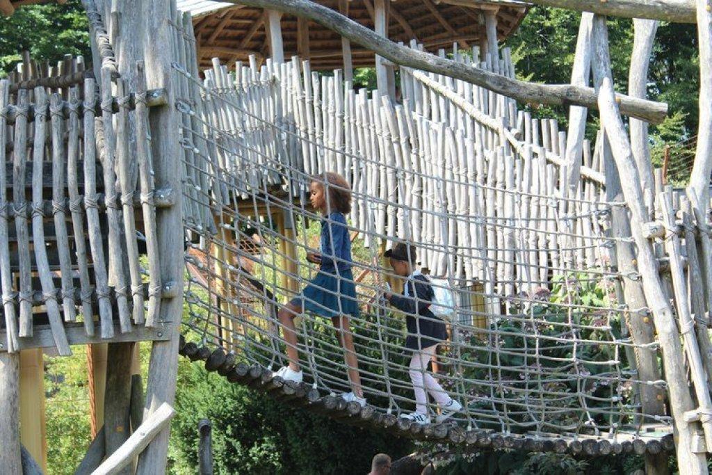 Aalborg zoo met kinderen
