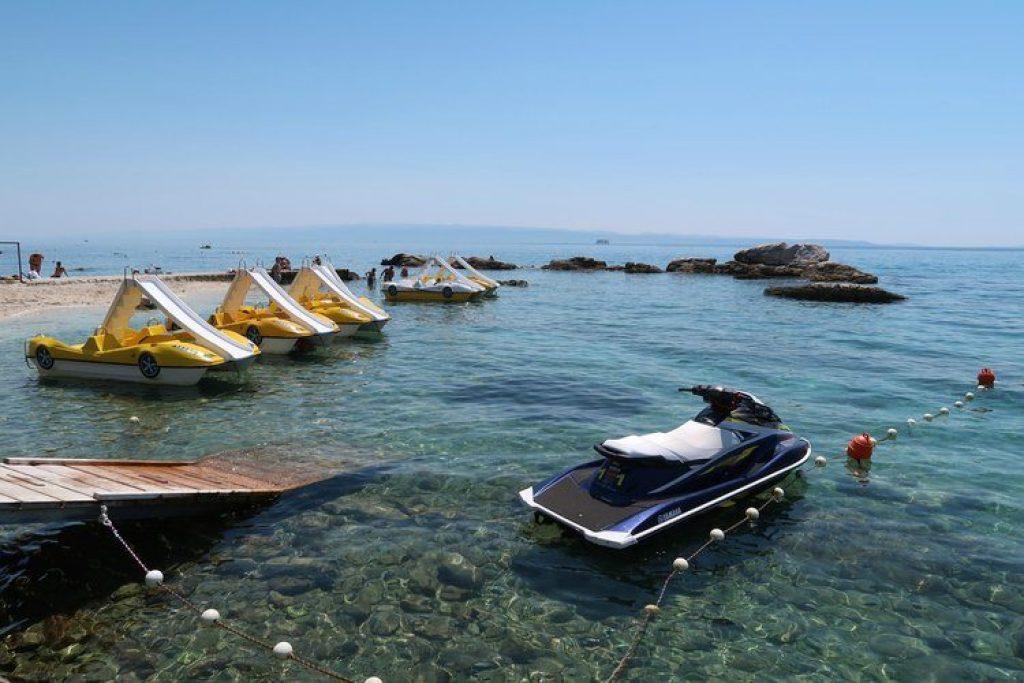 kindevriendelijk strand Split