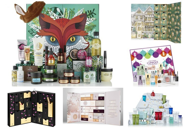 De mooiste beauty adventskalenders van 2018