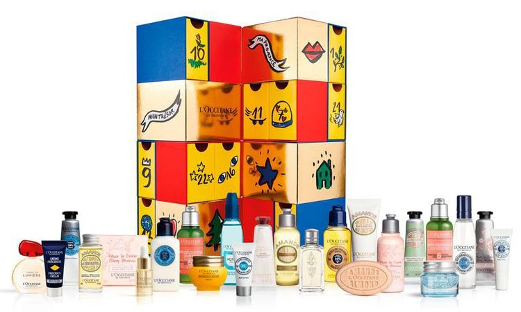 L'Occitane Luxury Adventkalender 2018