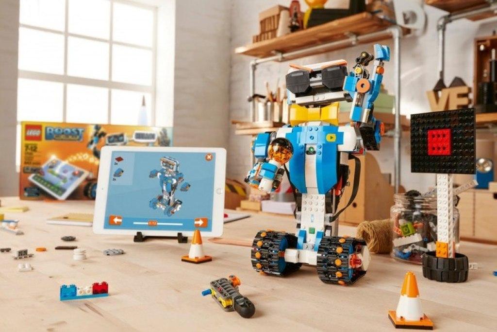 Lego Boost programmeer speelgoed