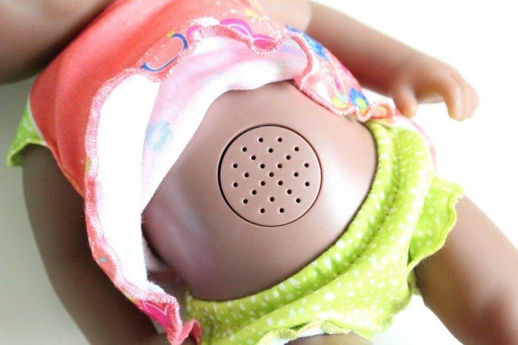 Baby Alive interactieve pop
