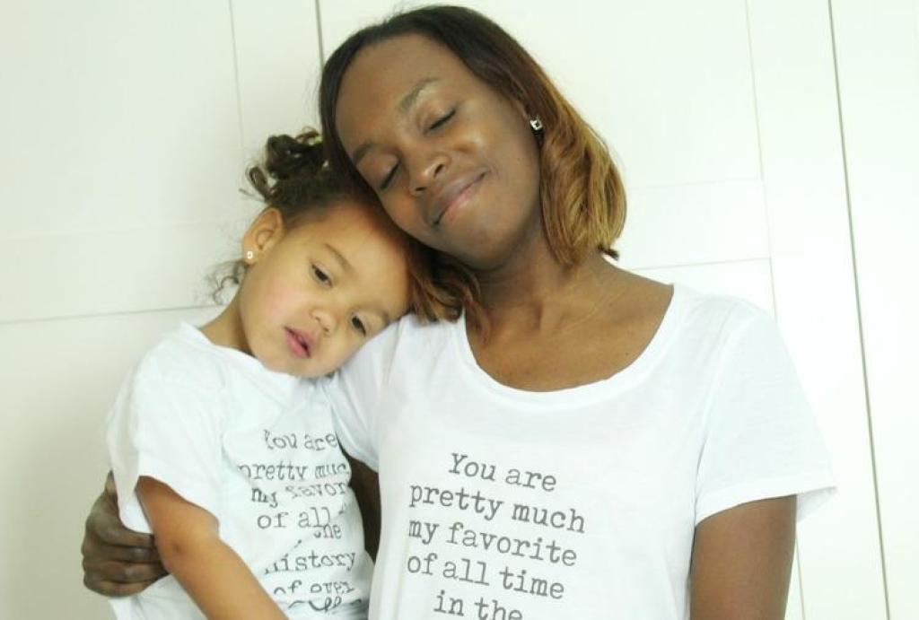 Moeder dochter mode