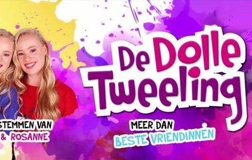 Win 4 kaarten voor De Dolle Tweeling meer dan beste vriendinnen