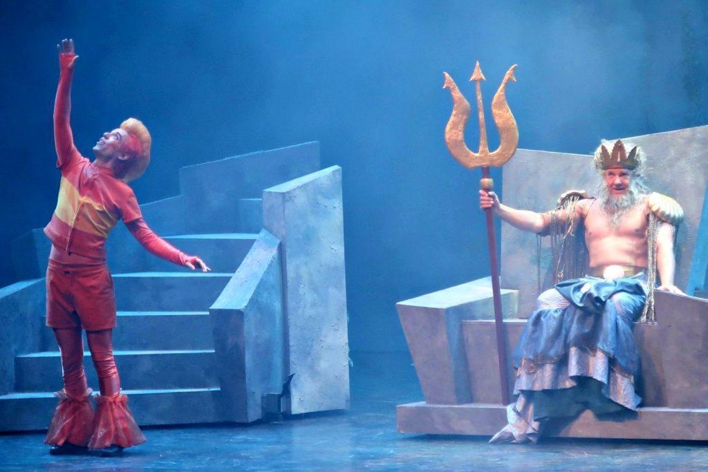 De Kleine Zeemeermin de Musical Van Hoorne Entertainment