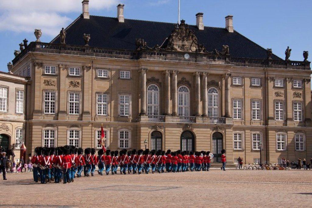 Kasteel Amalienborg